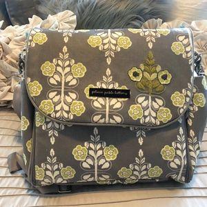 Petunia Pickle Bottom diaper (travel) bag